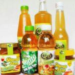 Minuman Sirup Pala Bogor dan Minuman Sari Pala Bogor Sehat Segar Dingin Oleh-Oleh Khas Kota Bogor