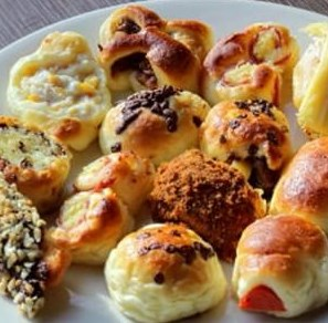 Roti Unyil nan Imut-imut (foto: klikhotel.com)