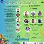 Acara Agro-Maritim Start-Up 23 Maret 2019 di Gedung Andi Hakim Nasution IPB Dramaga yang Penuh Inspirasi